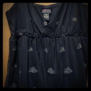 Torrid embellished top